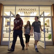 Photo of Armacost Library Staff