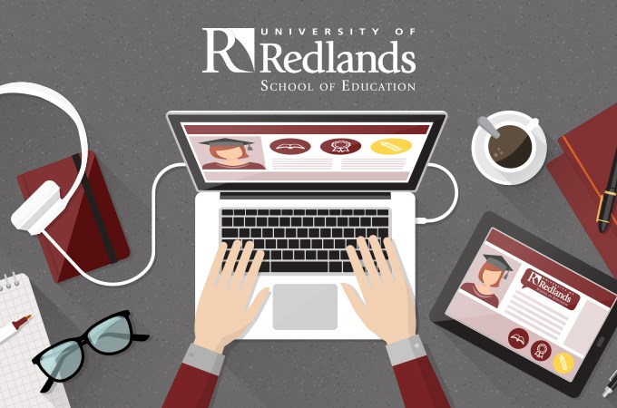 For the first time, students across the country have access to a University of Redlands School of Education master's degree in human services or curriculum and instructional design.