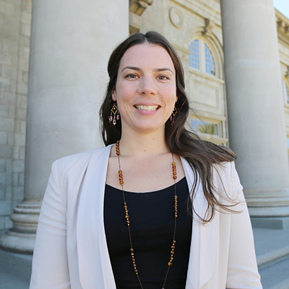 Photo of Lauren Wooster, M.A. Ed.