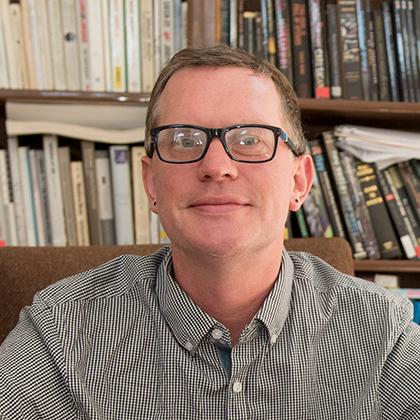 Photo of Tim Seiber