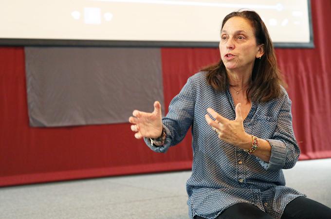 Filmmaker Lisa Klein