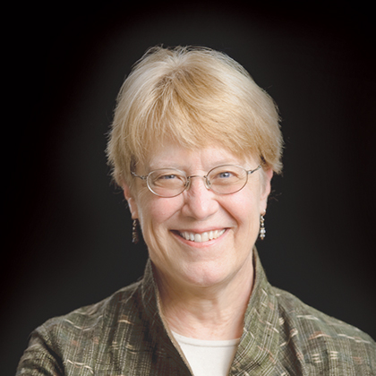Photo of Elizabeth Liebert, SNJM, Ph.D.