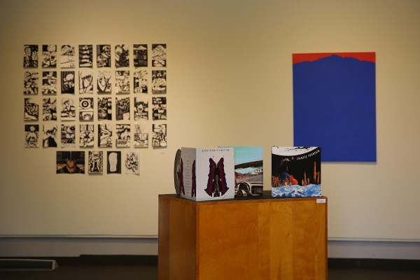The show will be on display in the University Gallery until Thurs., April 25, 2019.