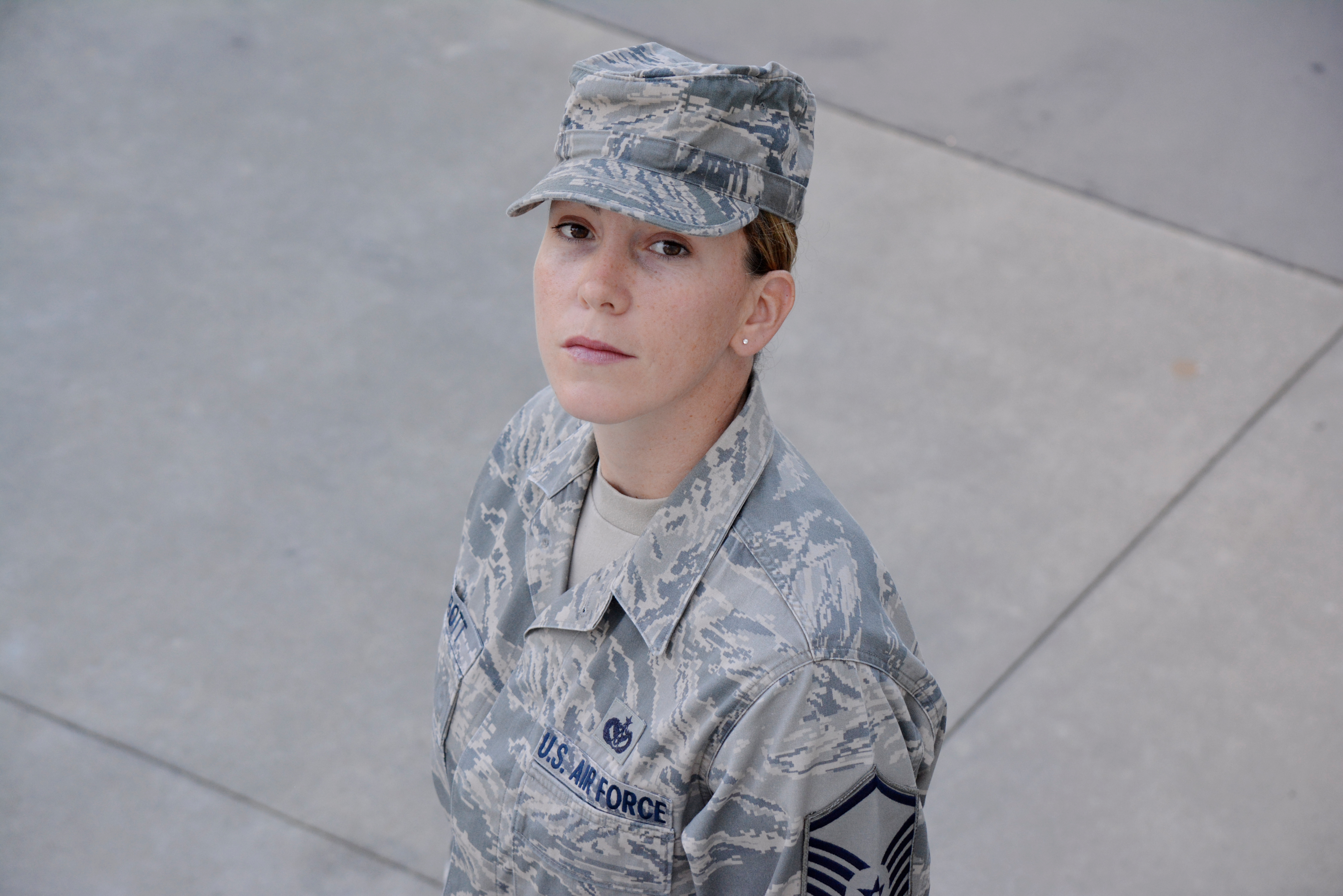Airforce student