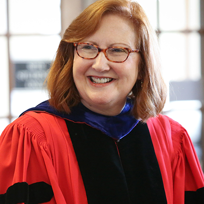 Photo of Rev. Jana Childers, Ph.D.