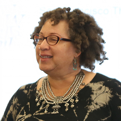 Photo of Rev. Laurie Garrett-Cobbina, Ph.D.