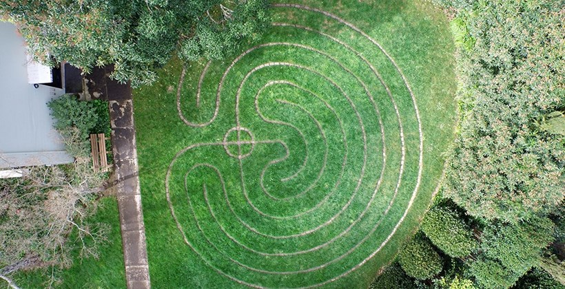 Spirit Walk Labyrinth