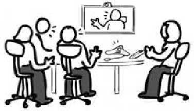clip art video conference
