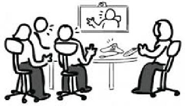 clip art video conference