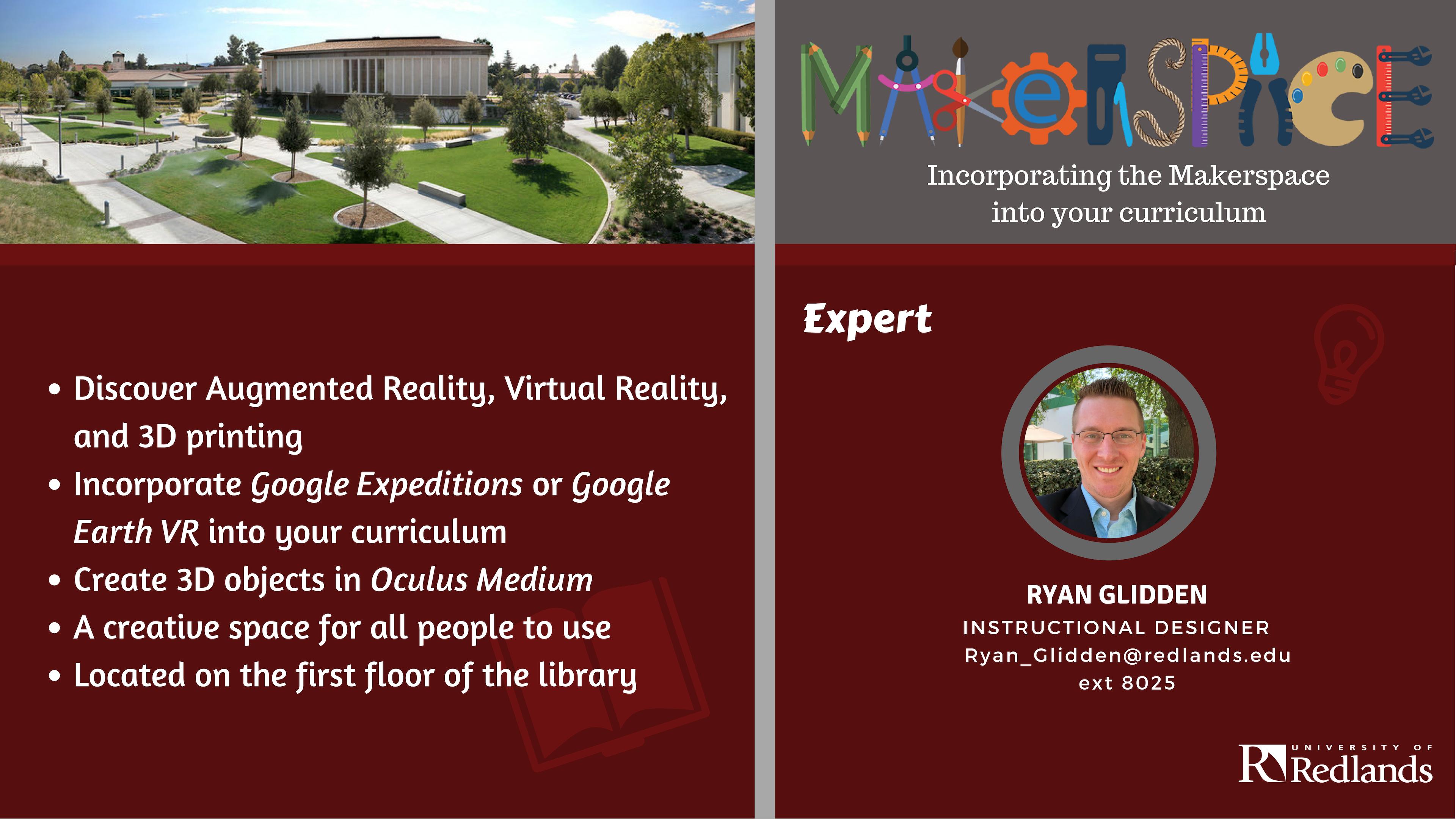Instructional Technology | University of Redlands