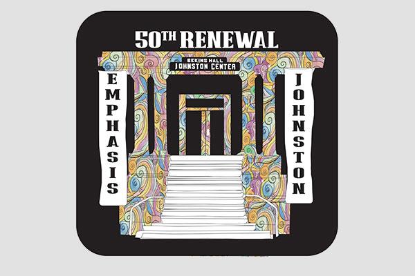 Johnston 50th Renewal Logo