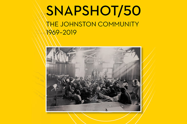 Johnston Book cover