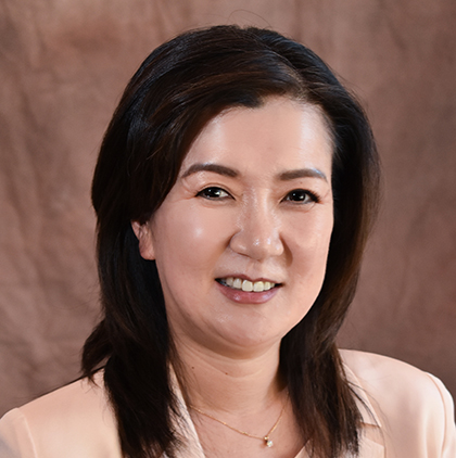 Photo of Jeannie Kim