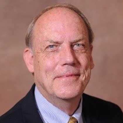 Photo of Jim Schroeder '65