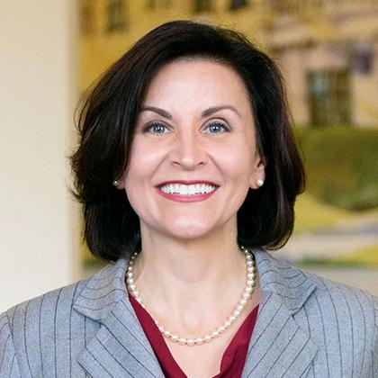 Photo of Krista L. Newkirk, J.D.