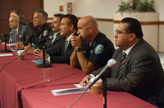 Safety in schools Panel