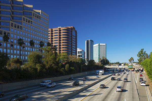 Burbank Freeway