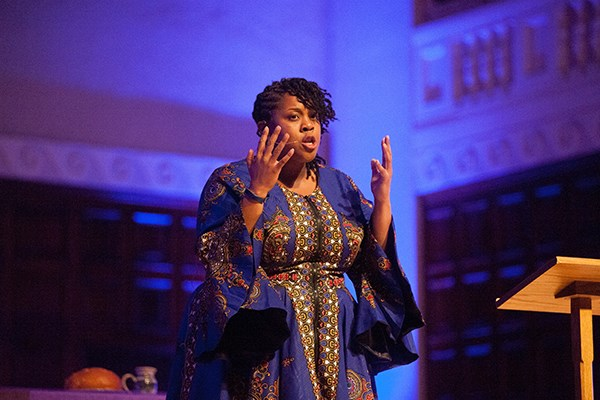 Rev. Yolanda Norton, the creator of Beyoncé Mass, says all people are made in the image of God.