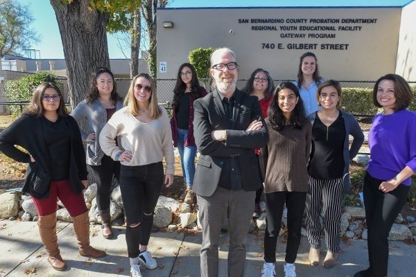 MALT Course at the San Bernardino Juvenile Detention Center