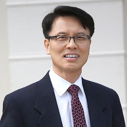 Photo of Rev. Eugene Eung-Chun Park, Ph.D.