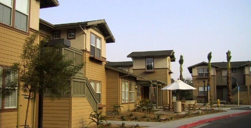 Brockton Apartments Exterior