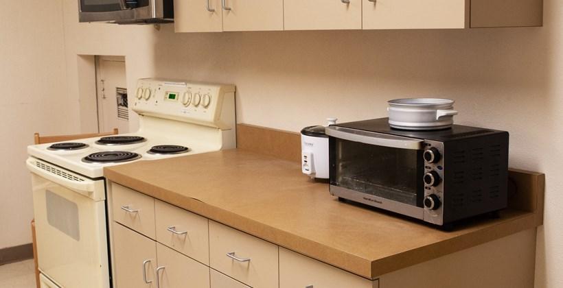 Cortner Hall Kitchen