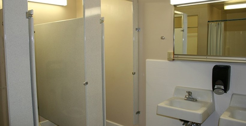 East Hall Bathroom