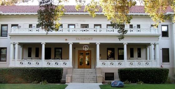 Fairmont Hall Front
