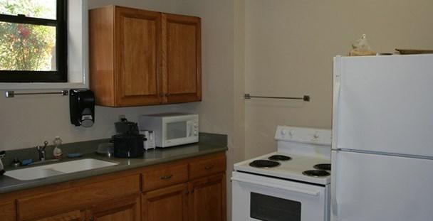 Fairmont Hall Kitchen