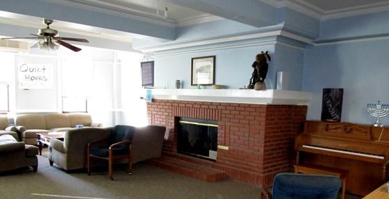 Fairmont Hall Lobby
