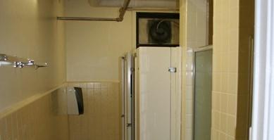 Fairmont Hall Bathroom