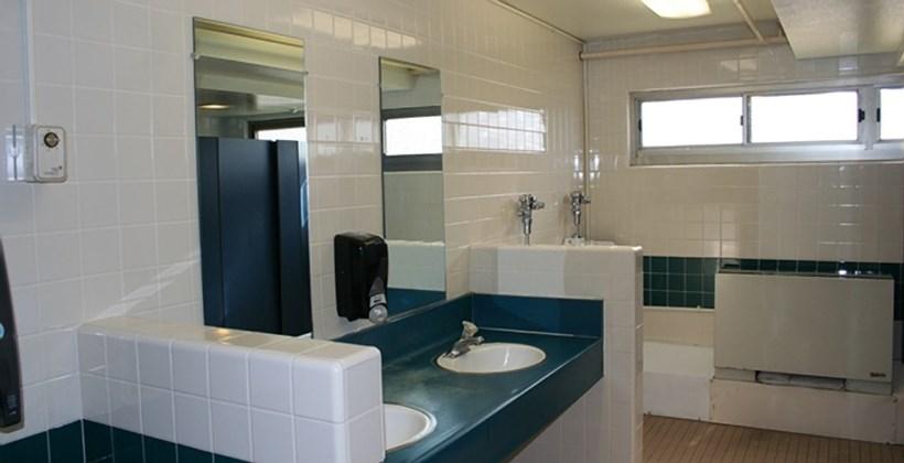 North Hall Bathroom