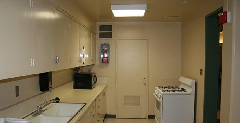 North Hall Kitchen