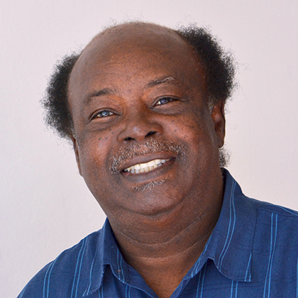 Photo of Henry Acquaye