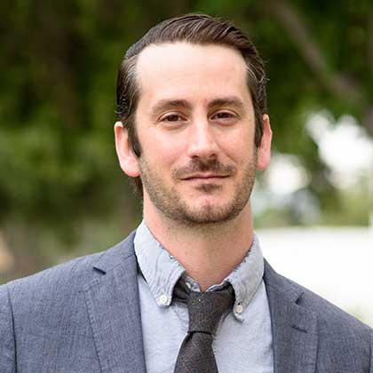 Photo of Nathaniel Cline